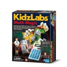 4M matek mágia készlet