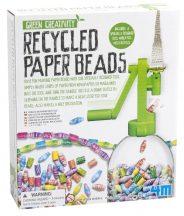4M újrahasznosított papírgyöngy készlet