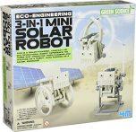 4M 3 az 1-ben napelemes robot