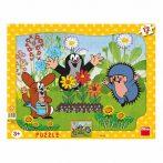 Kisvakond kertészkedik 12 darabos puzzle