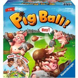 Malacbanda - Pig Ball társasjáték