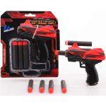 Serve and Protect szivacslövő pisztoly - 15 cm