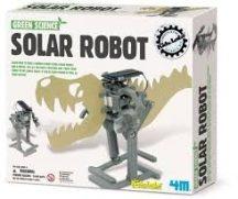 4M napelemes robot készlet