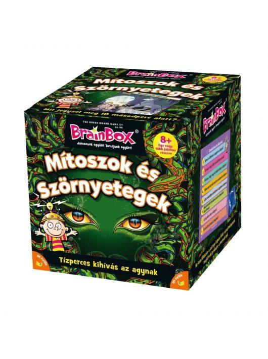BrainBox - Mítoszok és szörnyetegek