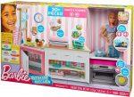 Barbie álom konyha