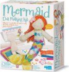 4M sellő baba készítő készlet