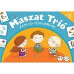 Maszat trió - komplex fejlesztő játék