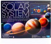 4M nagy Naprendszer készlet