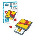 Shape by Shape logikai játék