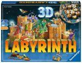 Labirintus 3D társasjáték