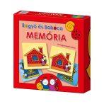 Memória - Bogyó és Babóca játék