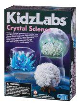 4M kristály növesztő tudományos készlet