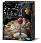 4M naprendszer planetárium készlet