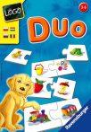 Logo Duo párkereső társasjáték