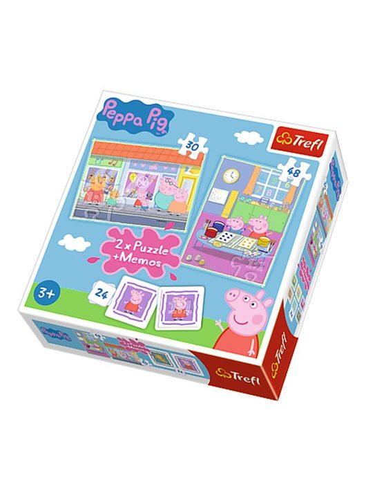 Peppa-malac-puzzle-es-memoria-jatek