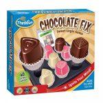 Chocolate Fix Ínycsiklandó logikai játék