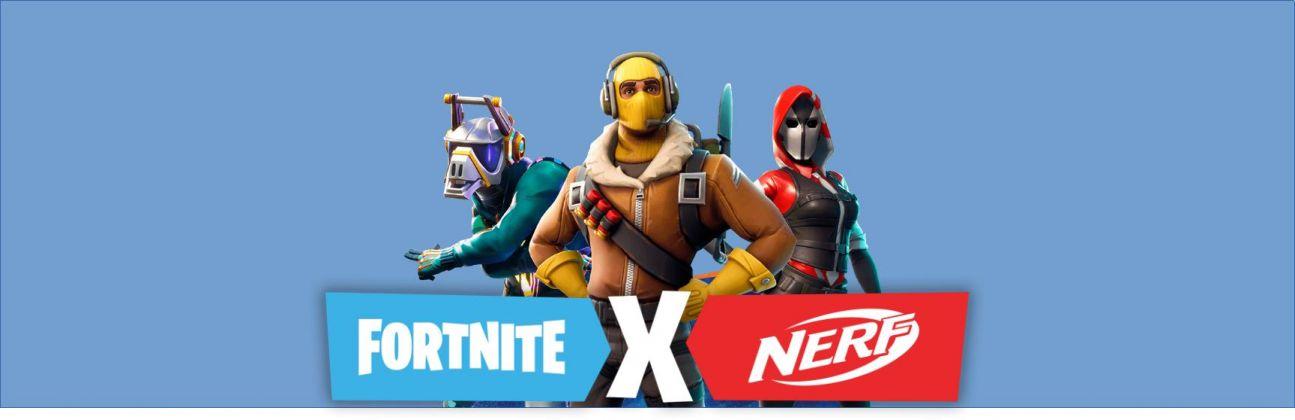 Nerf_Fortnite fegyverek