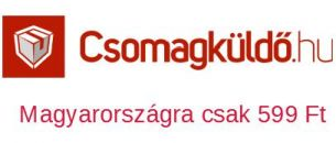 Csomagkuldo.hu Magyarorszagra